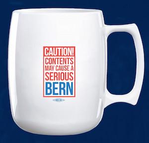 seriousbern-mug