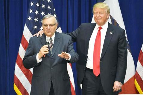 Arpaio&Trump