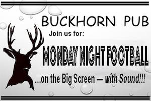 ad BuckhornMondayNite