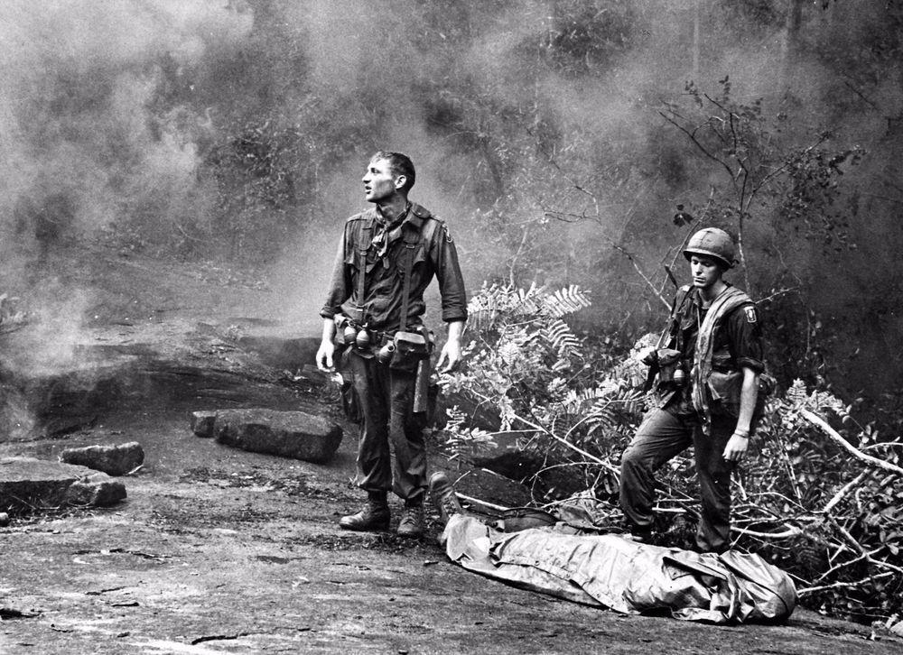 soldiers vietnam
