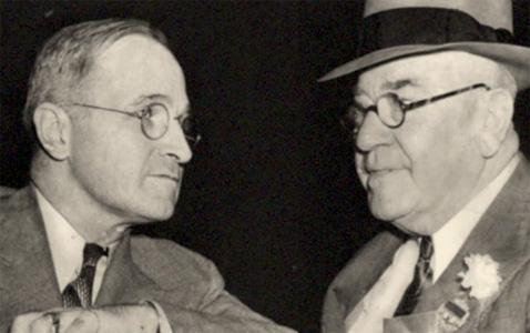 Truman&Pendergast