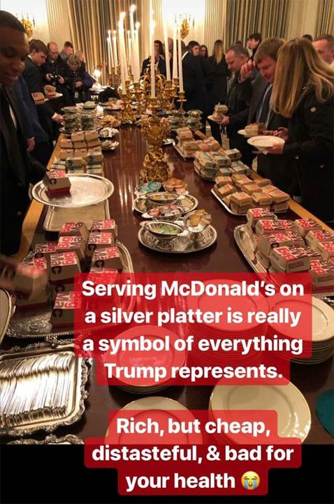 McDonaldsOnAPlatter