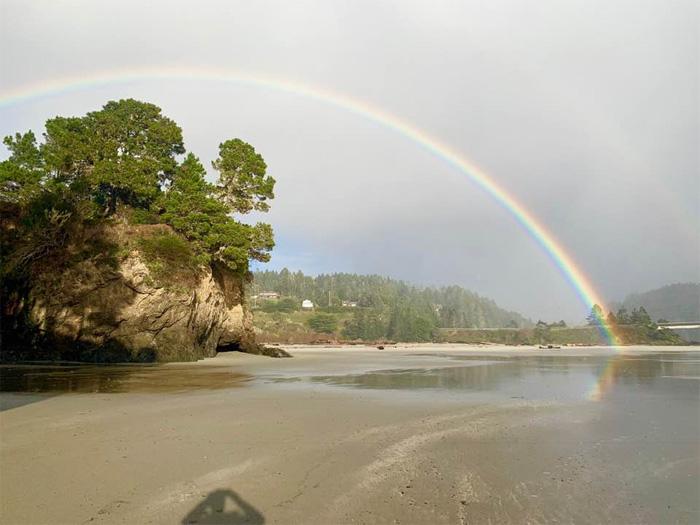 BeachRainbow