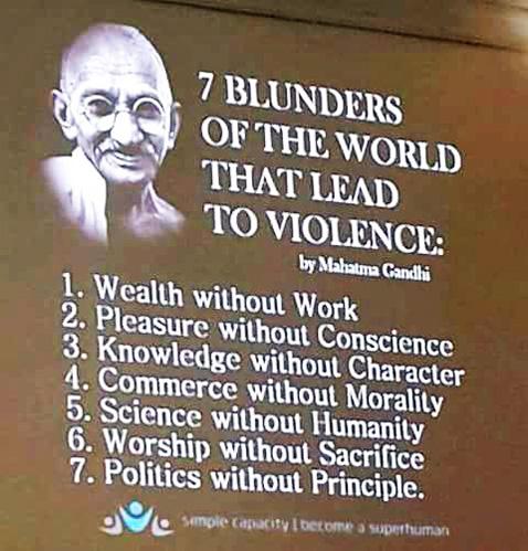 Gandhis7Blunders