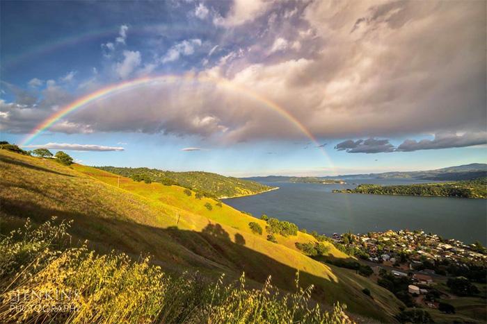 RainbowOverClearlake