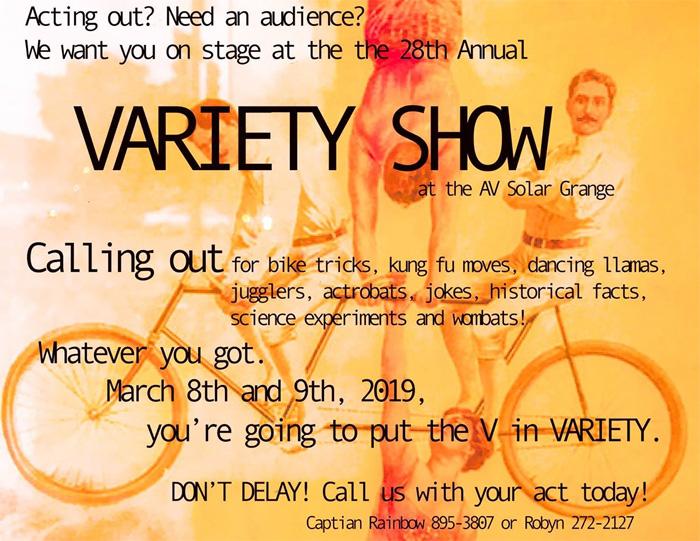 VarietyShow2019