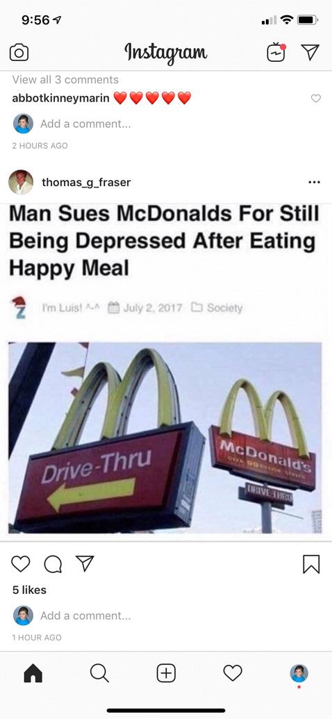 DepressingMeal