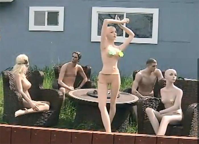 NakedMannequins