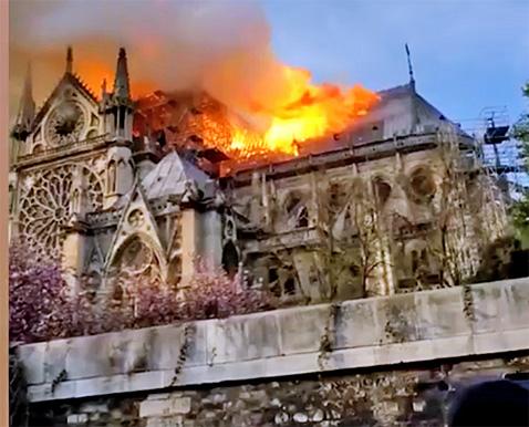 CathedralFire