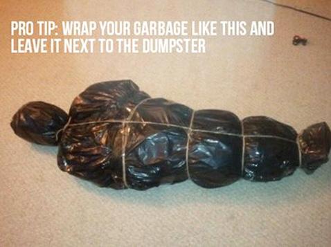 GarbageTip