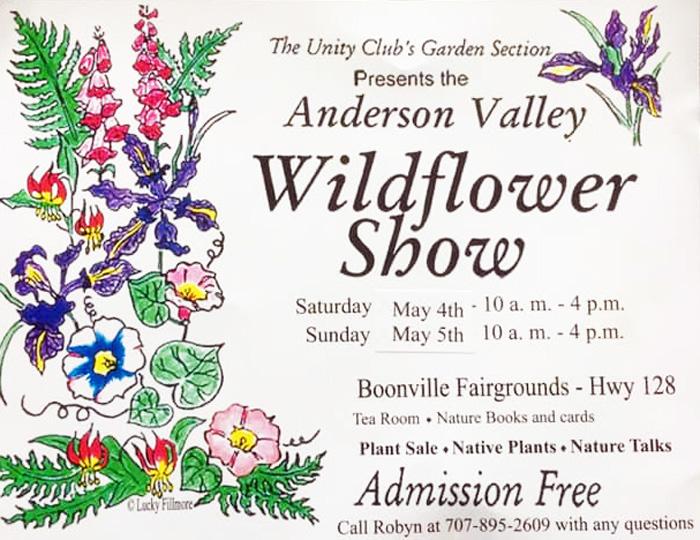 WildFlowerShow