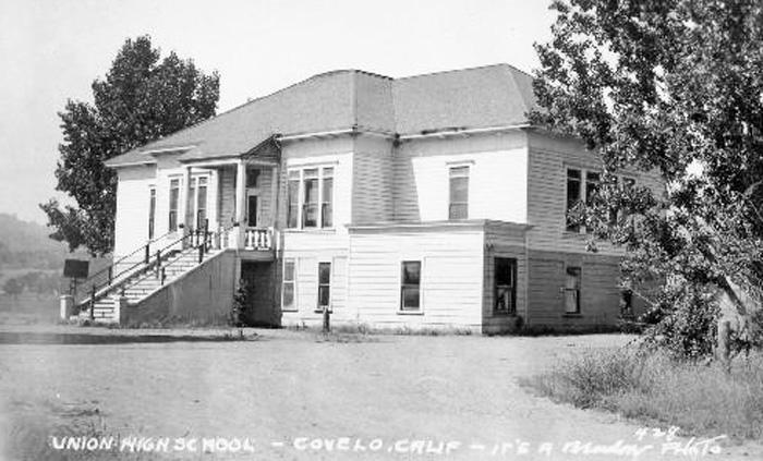 CoveloHighSchool