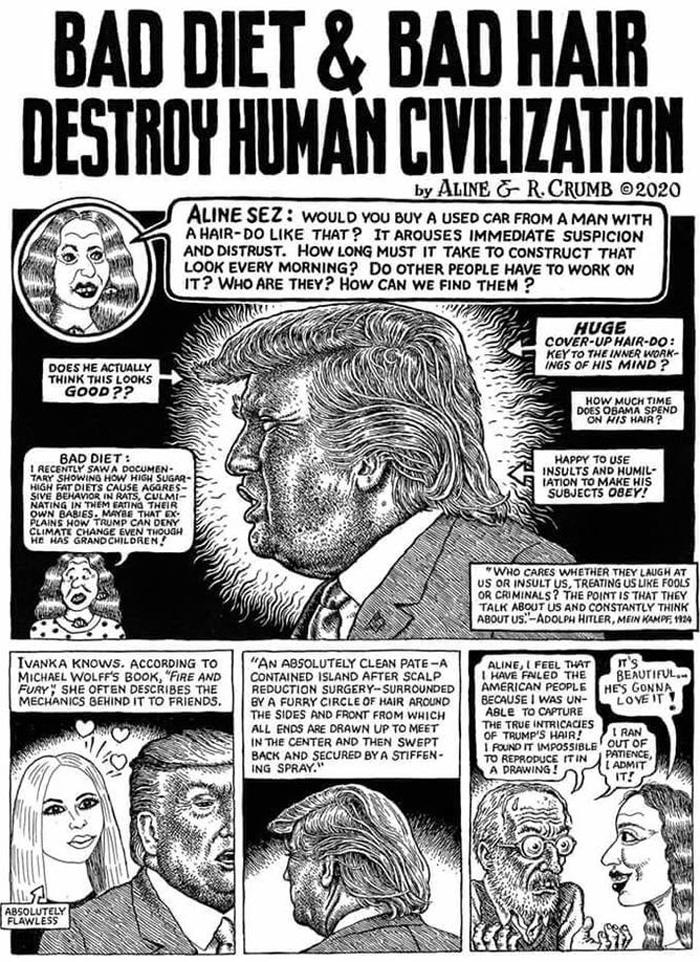 Crumb-Trump