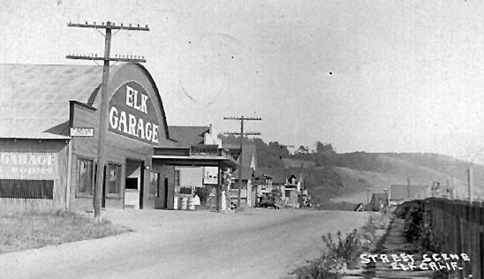 ElkGarage