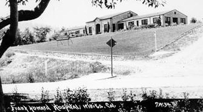 HowardHospitalWillits1938