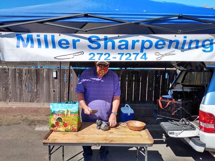 MillerSharpening