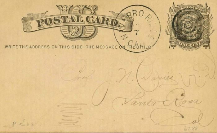 NewmanPostcard