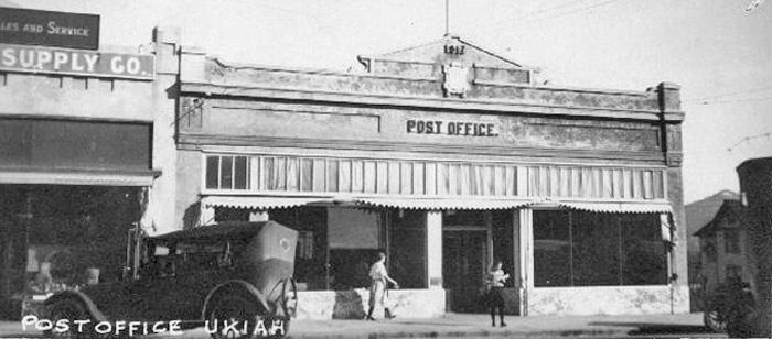 UkiahPostOffice1920s