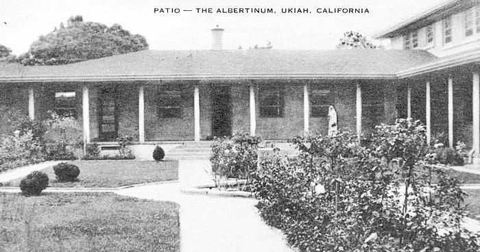 AlbertiniumPatio