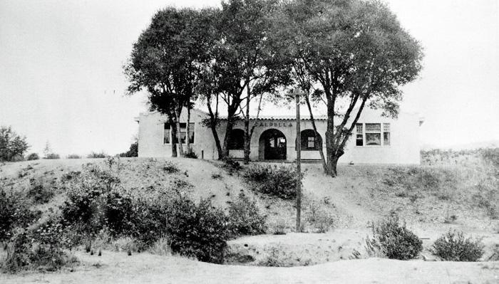 CalpellaGrammarSchool1925