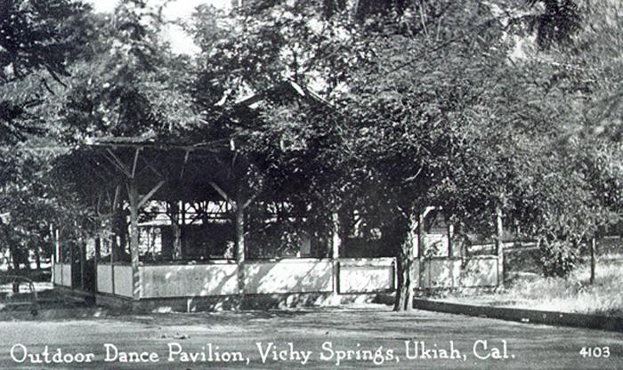 Vichypavilion