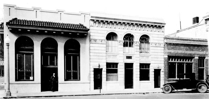 BankofItalyAmericaUkiah1930