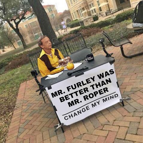 FurleyIsBetter