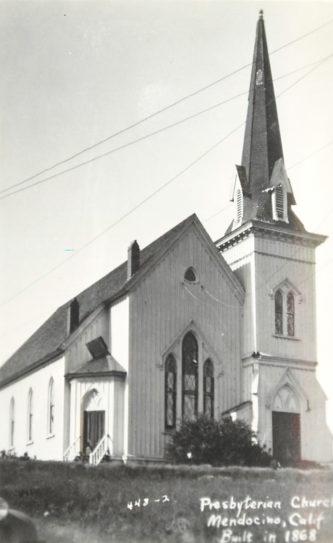 PresbyterianChurchMendocino