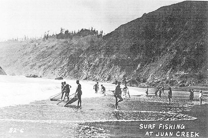 SurfFishingJuanCreek